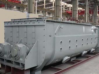 氫氧化鋁專用干燥設備空心槳葉干燥機