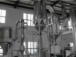 碳化 干燥生產線