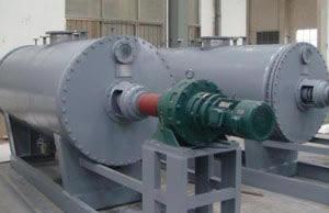 唑酸鈉專用耙式真空干燥機